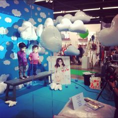 Vogue Bambini photo booth - July 2012 at Playtime Paris