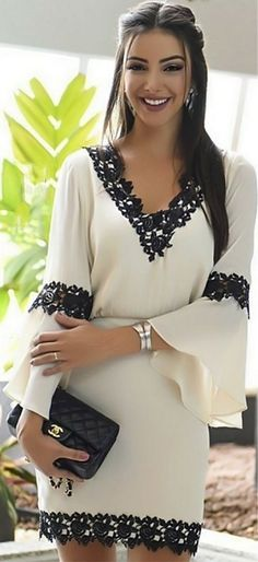 casual outfits for women Cute Dresses, Beautiful Dresses, Casual Dresses, Short Dresses, Casual Outfits, Women's Dresses, Elegant Dresses, Modest Fashion, Fashion Dresses