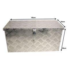 Truckbox toolbox drawbar box tansport box alubox alu suitcase in Home, Furniture & DIY, Storage Solutions, Storage Boxes | eBay