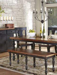 Hillside Cottage Black 5 Pc Dining Room Find Affordable Dining Room Sets  For Your Home That Will Complement The Rest Of Your Furniture.