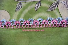 Hünerlerimiz: Tığ Oyası Örnekleri 2012 - 15 örnek Saree Tassels Designs, Positive Words, Satin Stitch, Marie, Diy And Crafts, Outdoor Blanket, Pattern, Crochet Edgings, Videos