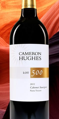 Patience is a virtue. Cameron Hughes definitely knows the truth to this adage. The Cameron Hughes Lot 500 Cabernet Sauvignon ($29), released this month, marks the 500th wine produced under the Cameron Hughes Lot Series. – Drink Me Magazine MAY 2013