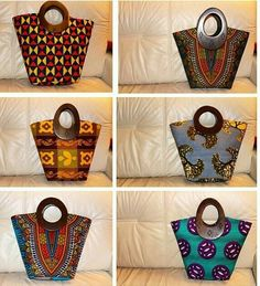 ♡AFRICAN Prints in Fashion