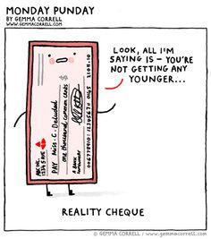 https://flic.kr/p/fpE6e4 | reality cheque