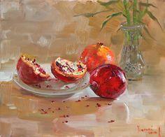 Pomegranates  Ylli Haruni