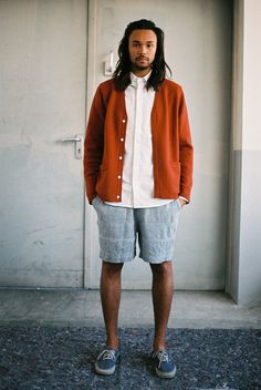 A KIND OF GUISE /  SUMMER NIGHT CARDIGAN