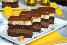 dsc_1190 Sweets Recipes, Cake Recipes, Cooking Recipes, Romanian Food, Romanian Recipes, Pastry Cake, Chocolate Ganache, Something Sweet, Ice Cream Recipes