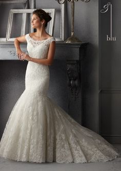 Blu - 5265 - All Dressed Up, Bridal Gown