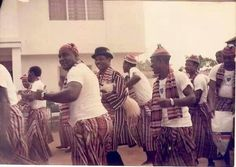 Ochendo 1 and cultural activity at Ikeora's compound, Amuhia, Eziagu, Orumba South LGA. Anambra State