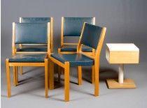 Aino Aalto, 4 kpl ja yöpöytä
