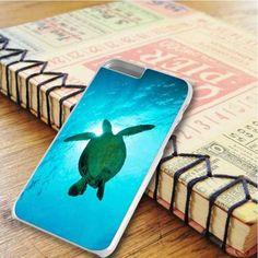Turtle Sea Turtle iPhone 6 Plus|iPhone 6S Plus Case