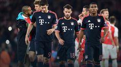 Media chwalą i ganią Manuela Neuera po porażce Bayernu