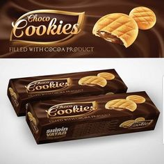 Looking for Creative Cookies Branding Solutions and Biscuit Packaging Design Agency? Biscuits Packaging, Jar Packaging, Cookie Packaging, Food Packaging Design, Packaging Design Inspiration, Galaxy Chocolate, Cookies Branding, Box Design, Label Design