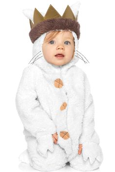 Where the Wild Things Are Baby Max Toddler Costume #Halloween #costumes #parties