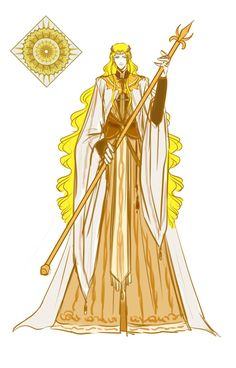 Ingwë - King of the Vanyar