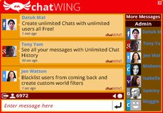 Live Chatwing
