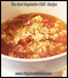 The Best Vegetable Chili Recipe