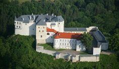 Hrady, zámky   Najkrajšie miesta na Slovensku