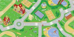 Playmats For Kids - Sport Resort