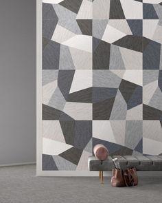 Digitalart by Sant' Agostino Wall - Decorative Mix Floor - Grey