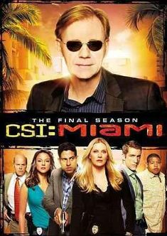 David Caruso & Emily Procter & Sam Hill & Matt Earl Beesley-CSI: Miami - The and Final Season Les Experts Manhattan, Les Experts Miami, Movies And Series, Movies And Tv Shows, Division Miami, Chicago Police Department, Criminal Minds, Ver Series Online Gratis, David Caruso