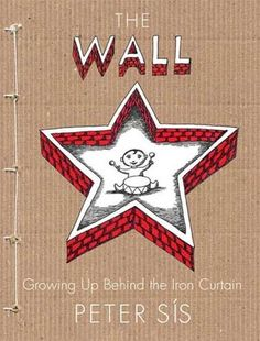 The Wall: Growing Up Behind the Iron Curtain by Peter Sis Fantastic picture book for older readers. Lots of text complexity happening here.