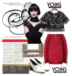 """Yoins-30 (170)"" by irinavsl ❤ liked on Polyvore featuring yoins, yoinscollection and loveyoins"