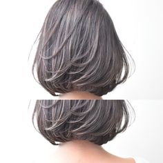 26 Ideas For Hair Color Styles Short Medium Short Hair, Medium Hair Styles, Natural Hair Styles, Short Hair Styles, Love Hair, Gorgeous Hair, Hair Color Images, Maroon Hair, Perfect Hair Color