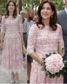 The Crown 2, Princess Marie Of Denmark, Gown Suit, Danish Royal Family, Danish Royals, Crown Princess Mary, Princesa Diana, Royal House, Bridesmaid Dresses
