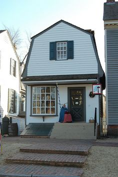 Colonial Wig Maker | Wigmaker, Colonial Williamsburg, Virginia (VA)
