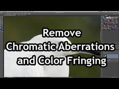 Interesting trick, without the weirdness of the defringe slider...  This Photoshop Trick Lets You Easily Fix Color Fringing