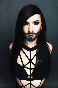 bearded lady wins eurovision song contest