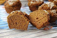 Amaranth Muffin