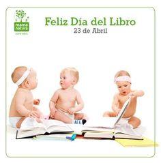 Día del Libro. #MamaNatura