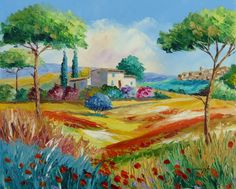 Summer in Provence -  Jean-Marc Janiaczyk