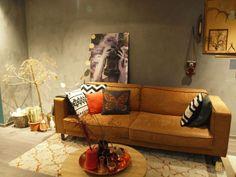 Woonkamer Kleuren Geel : Interieur Woonkamer inrichten in de stijl ...