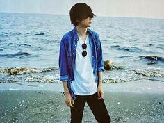 Fuji, Musicians, Raincoat, Bands, Japanese, Rock, Fashion, Rain Jacket, Moda