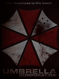 Resident Evil Inspired Umbrella Corporation After by FroggsPond