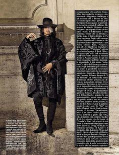 Male Fashion Trends: Avan Jogia para L'Uomo Vogue Septiembre 2015