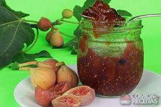 Receita de Compota de figo - Comida e Receitas