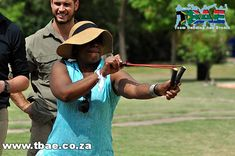 Roytec Global Hitting The Target team building event in Midrand, facilitated and coordinated by TBAE Team Building and Events Team Building Events, Cowboy Hats, Target, Western Hats, Target Audience