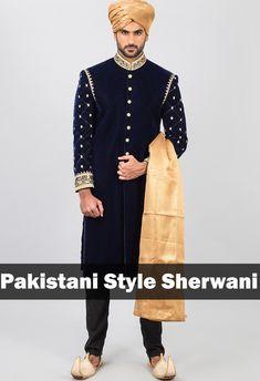 9 Types of Wedding Sherwani every Groom should know