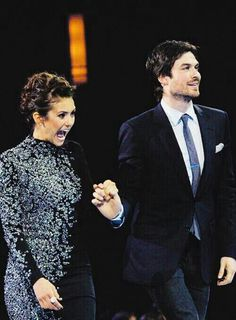 Shared by TVD and TW. Find images and videos about the vampire diaries, tvd and Nina Dobrev on We Heart It - the app to get lost in what you love. Elena Gilbert, Vampire Diaries Cast, Vampire Diaries The Originals, Damon Salvatore, Ian Somerhalder, Nina Dobrev, Ian E Nina, Ian And Nikki, Elena Damon