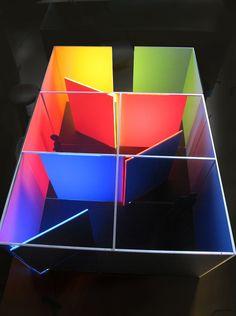 Instalación de luz, by Antoni Arola.