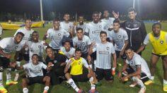BotafogoDePrimeira: Botafogo segura por 60 minutos, bate o Fla e chega...