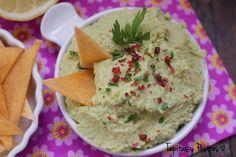Tapitas y Postres: Hummus de aguacate
