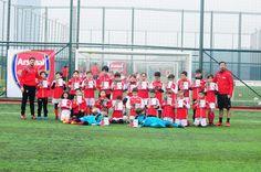 Arsenal Soccer School Dictionary Öğrencilerimize Ulaştı