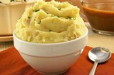Weight Watchers Garlic Mashed Potatoes