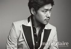 Yoo Joon-sang // Marie Claire Korea // April 2013