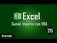 YouTube Tutorial Excel, Excel Formulas, Video Thumbnail, Microsoft Excel, Software, Knowledge, Youtube, Samara, Chile